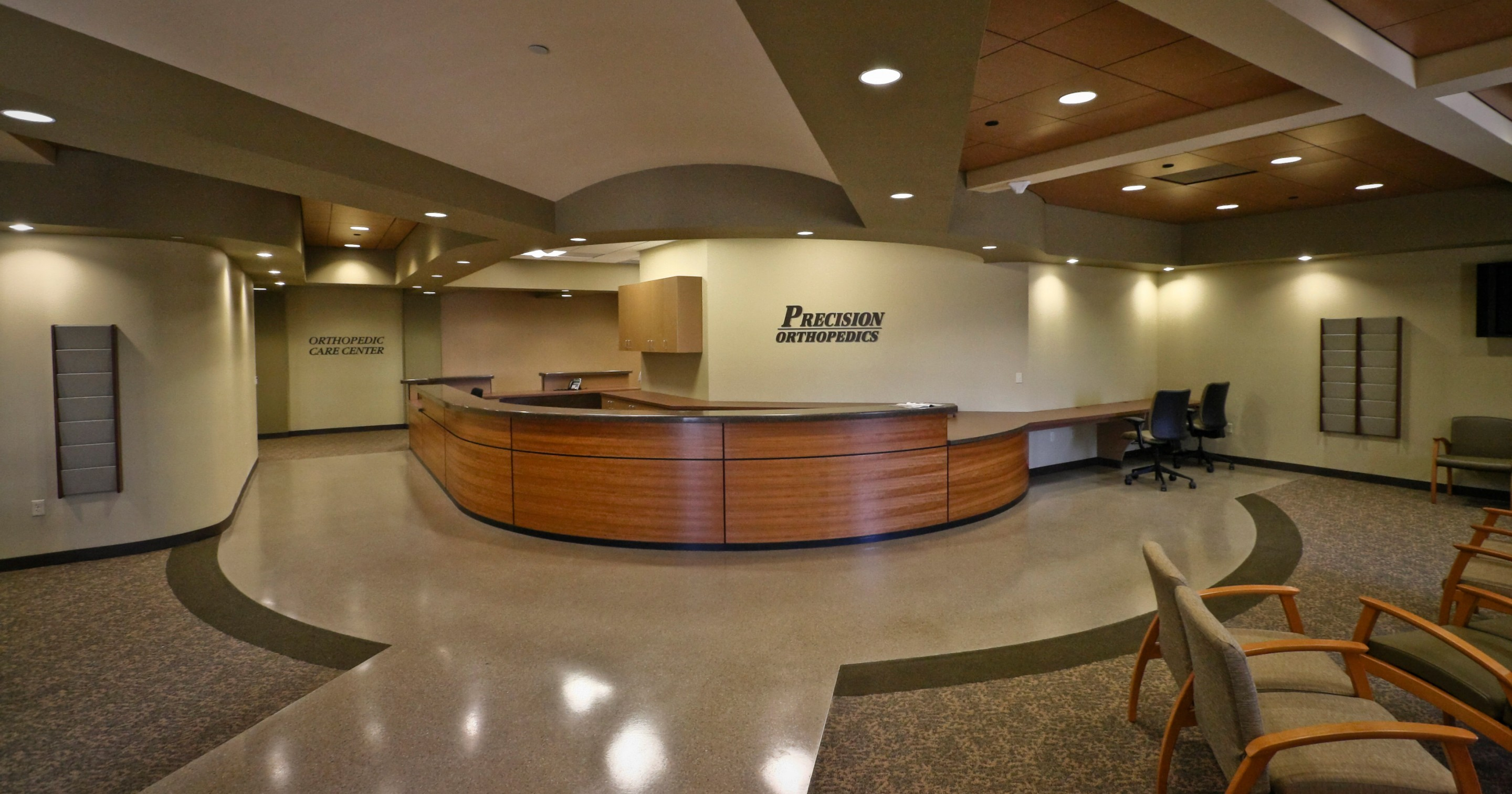 611 Abbott Medical Office Building - Wald, Ruhnke & Dost Architects